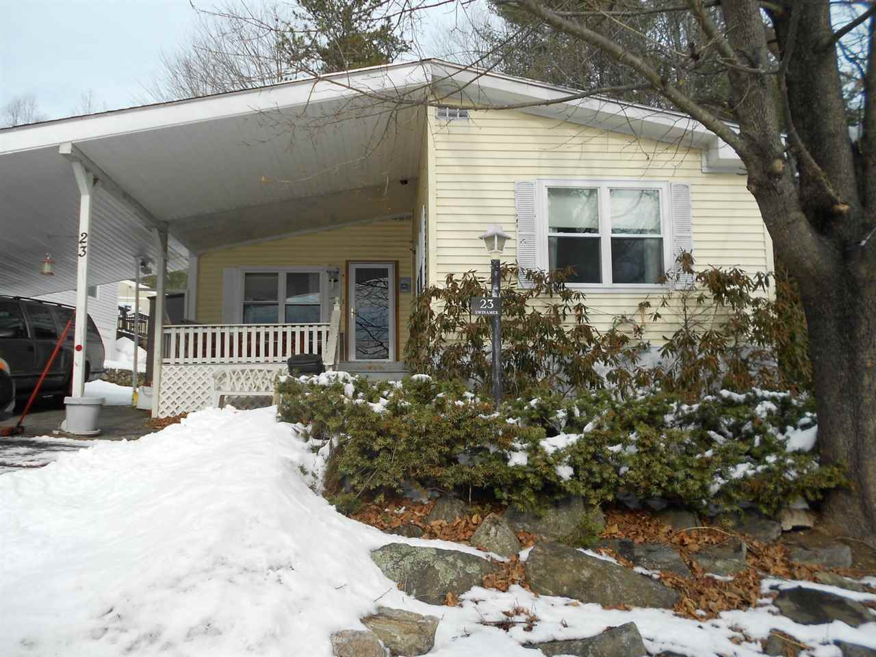 Goffstown NHMobile-Manufacured Home for sale $List Price is $76,000
