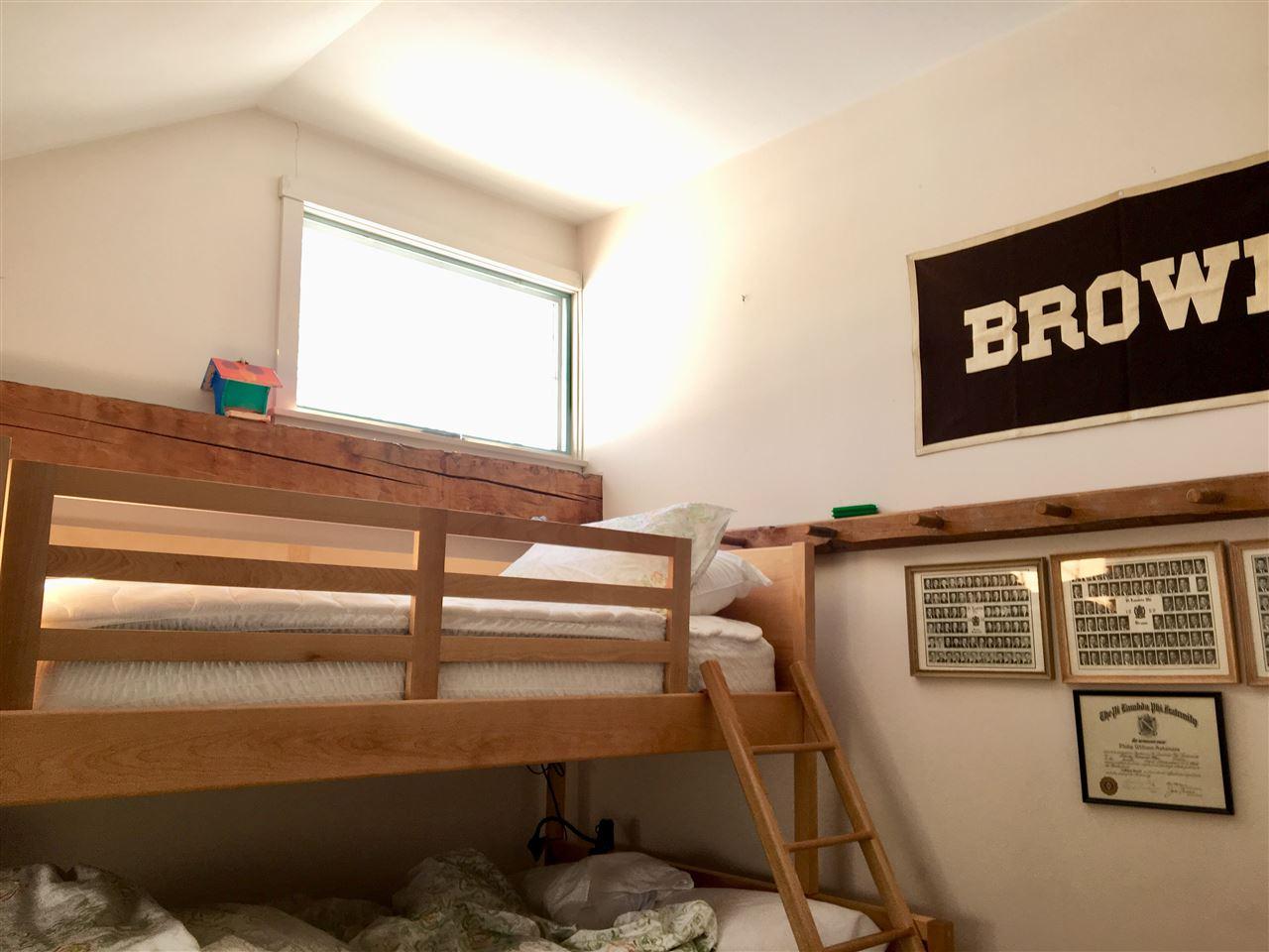 Upstairs Bedroom, High Ceilings