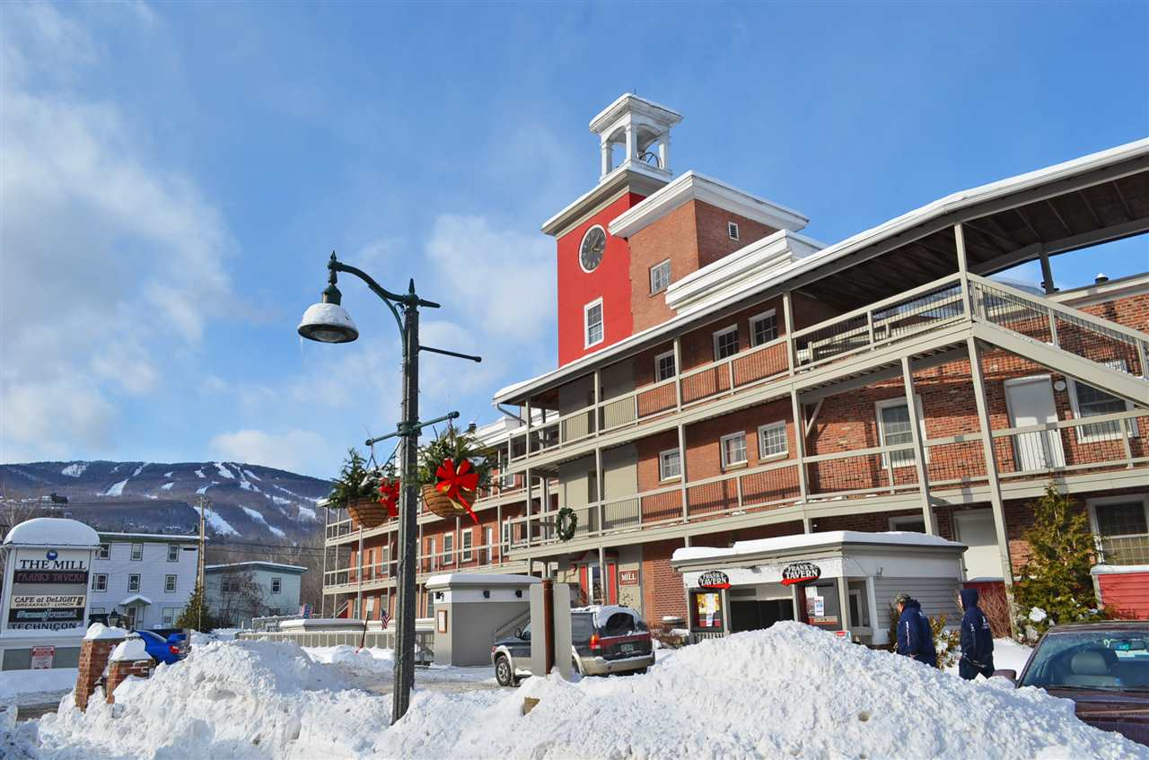 VILLAGE OF LUDLOW IN TOWN OF LUDLOW VT Condo for sale $$89,500 | $107 per sq.ft.