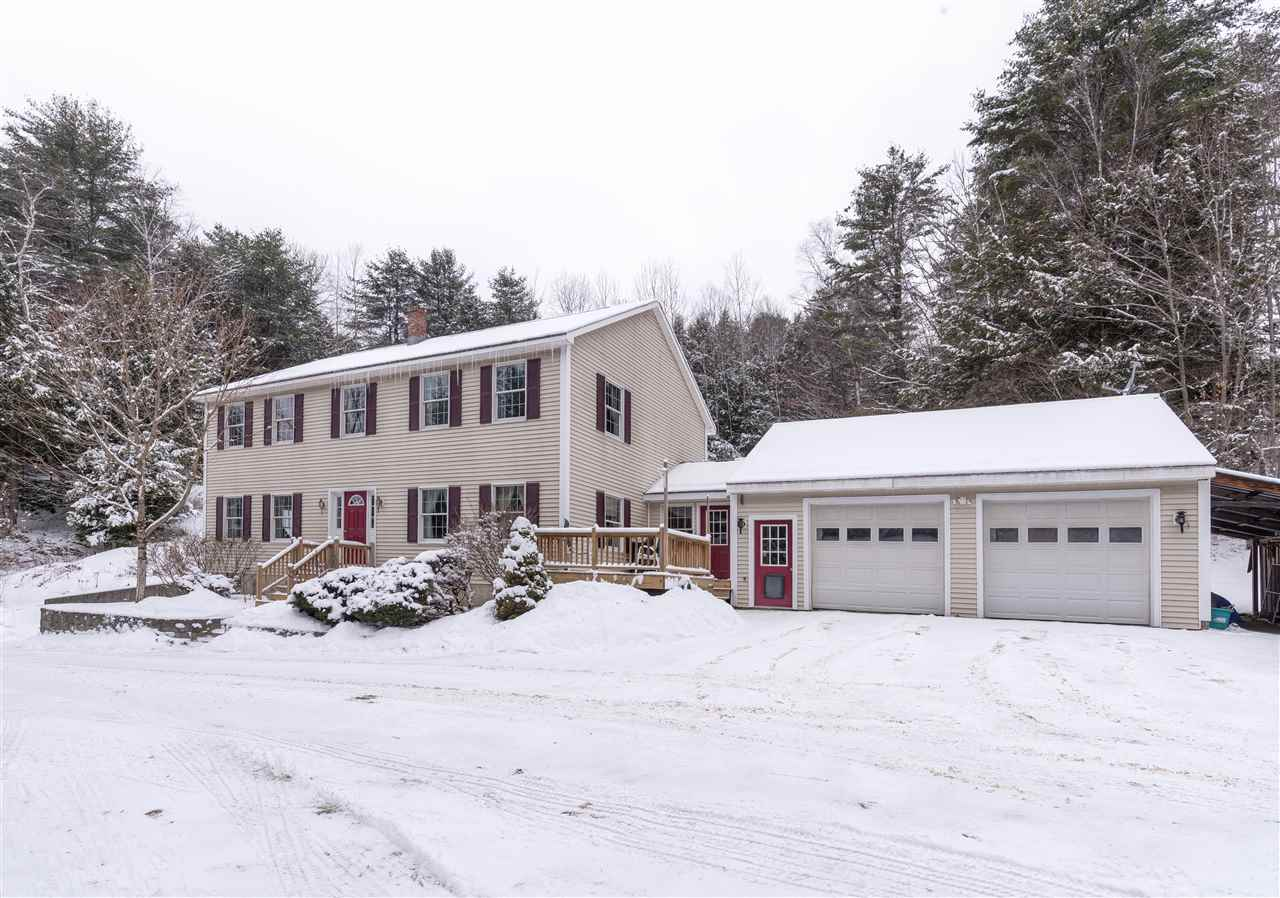 VILLAGE OF POST MILLS IN TOWN OF THETFORD VT Home for sale $$389,000 | $149 per sq.ft.