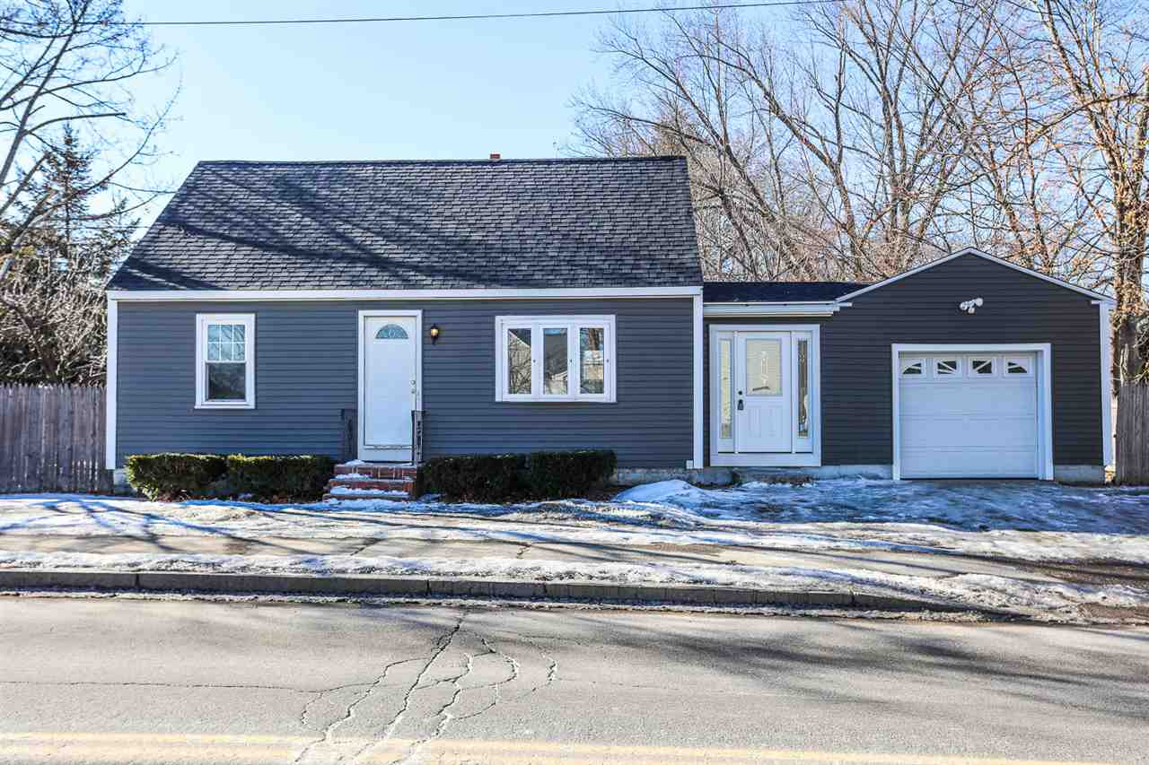MANCHESTER NH Home for sale $$224,900 | $181 per sq.ft.