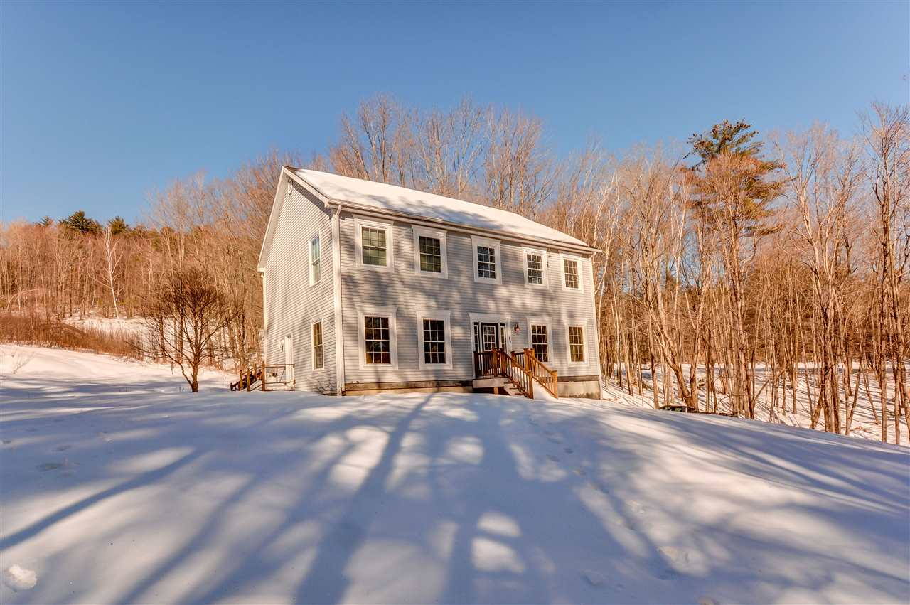 Ashland NH  waterfront home for sale