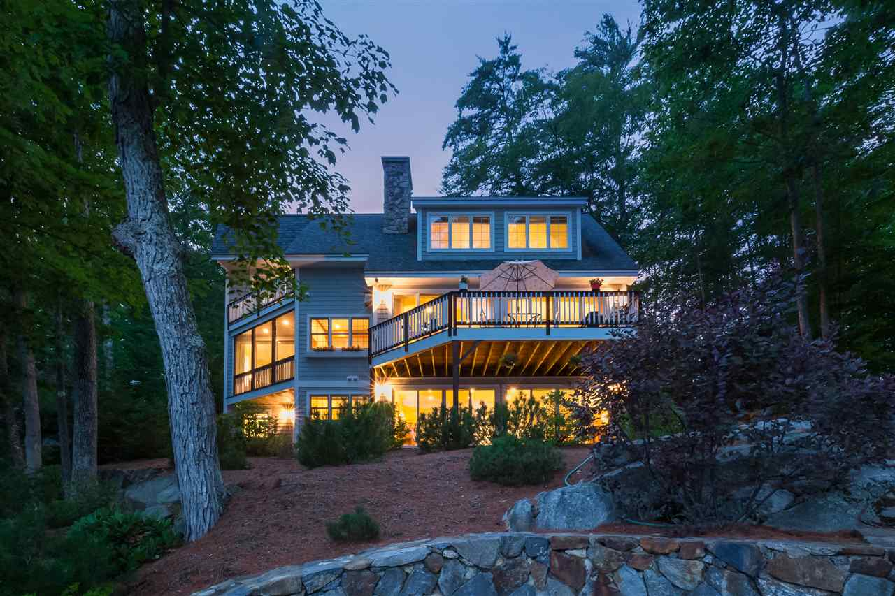 MOULTONBOROUGH NH  Home for sale $1,435,000