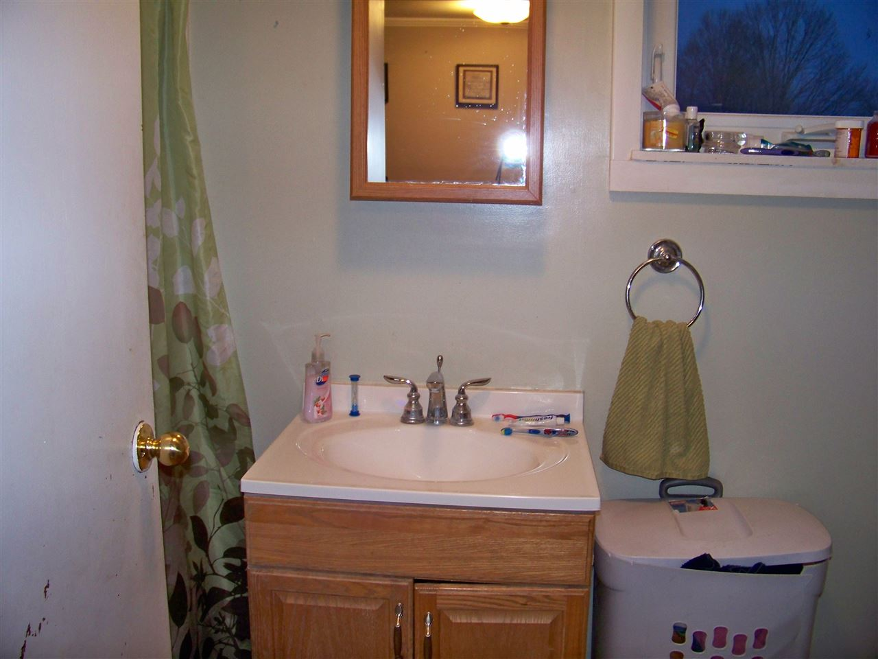 Full Bath First Floor