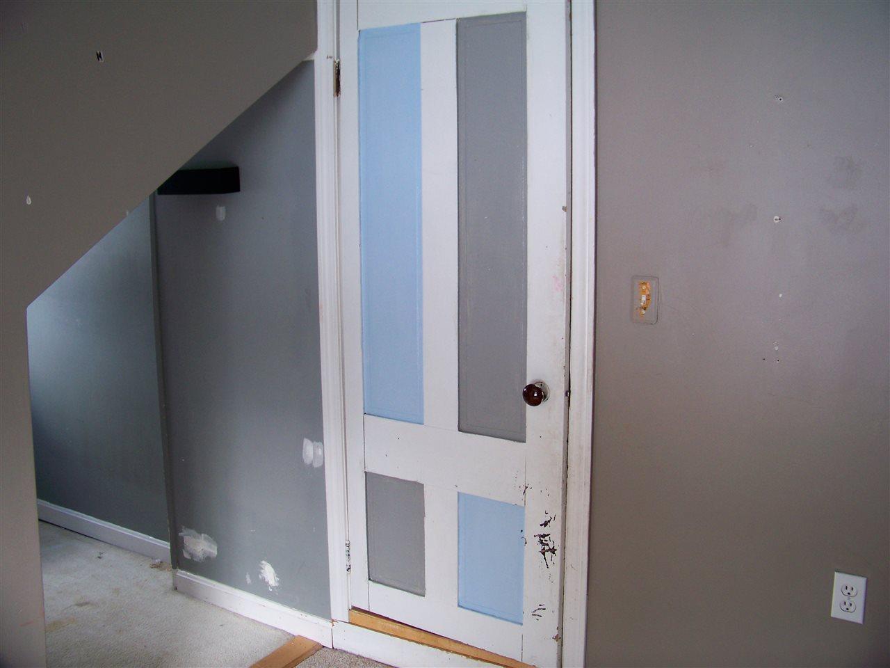 Second Floor First room