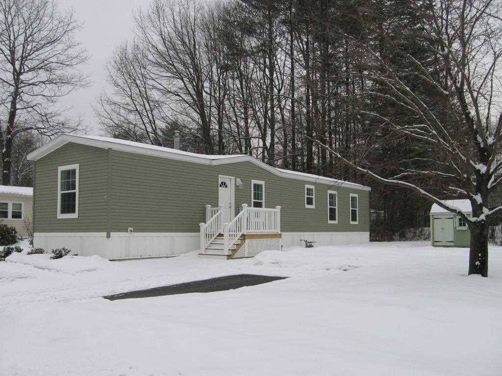 Concord NHMobile-Manufacured Home for sale $List Price is $66,500