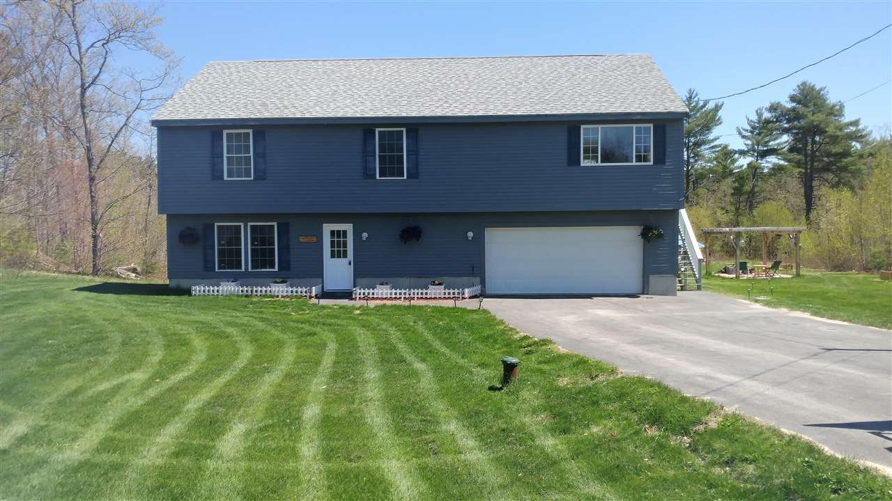 OSSIPEE NH Home for sale $250,000