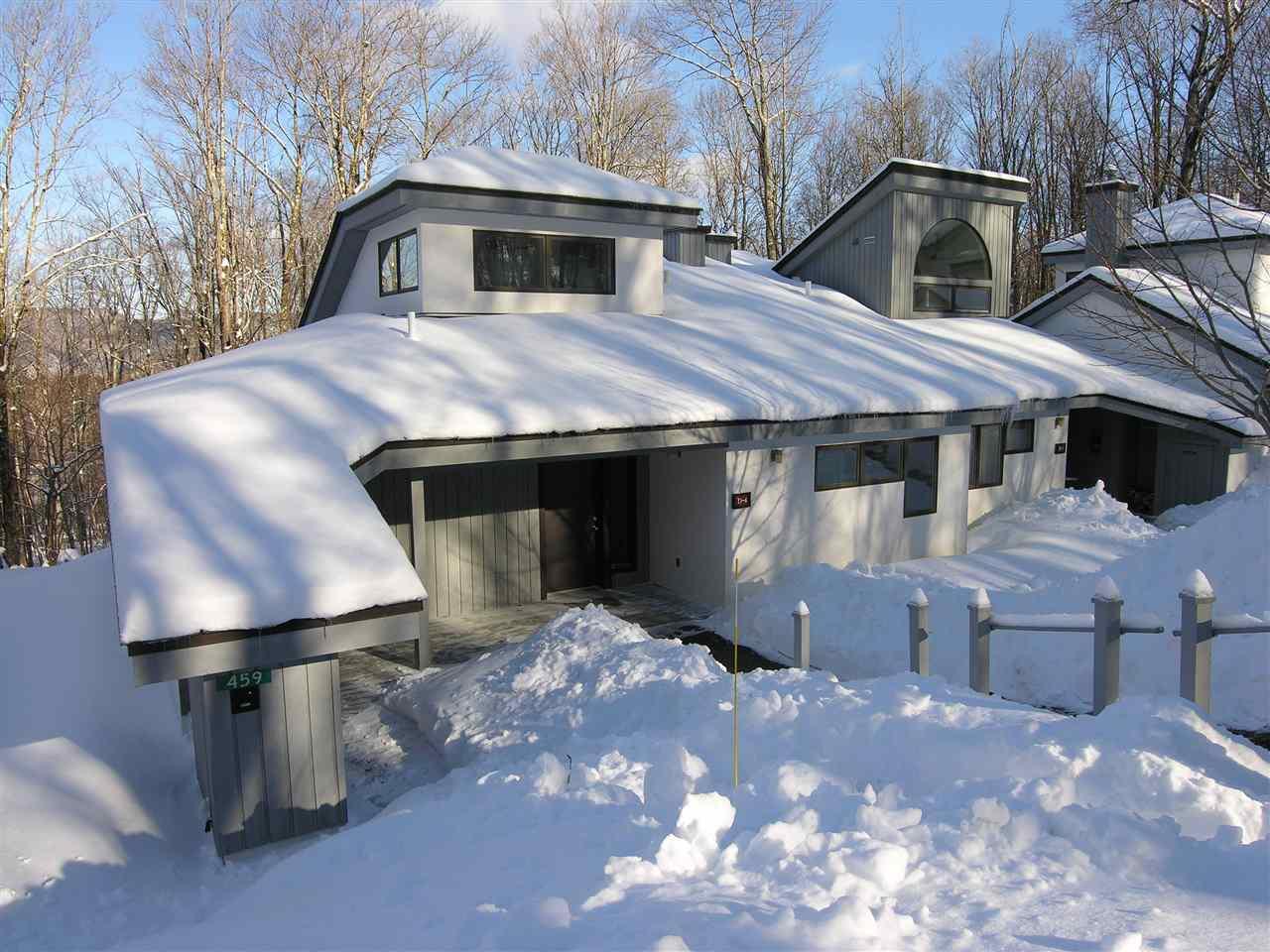 KILLINGTON VTCondo for sale $$215,000 | $119 per sq.ft.