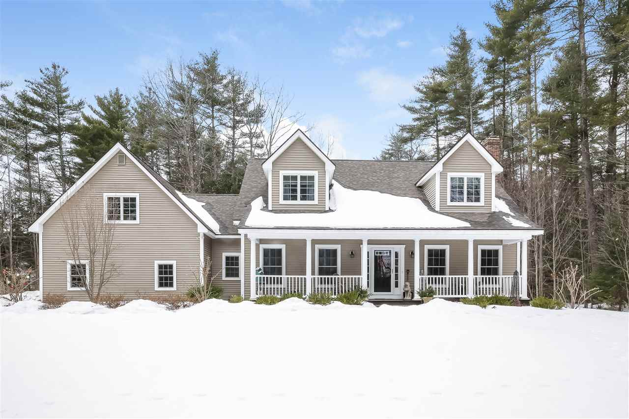 MLS 4675711: 9 Pine Mill Drive, Tuftonboro NH
