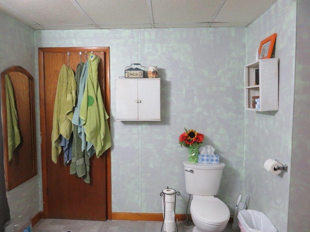 Full Bath With closet