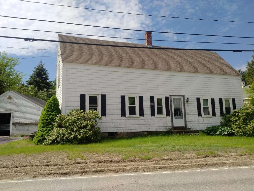 VILLAGE OF SANBORNVILLE IN TOWN OF WAKEFIELD NHHomes for sale