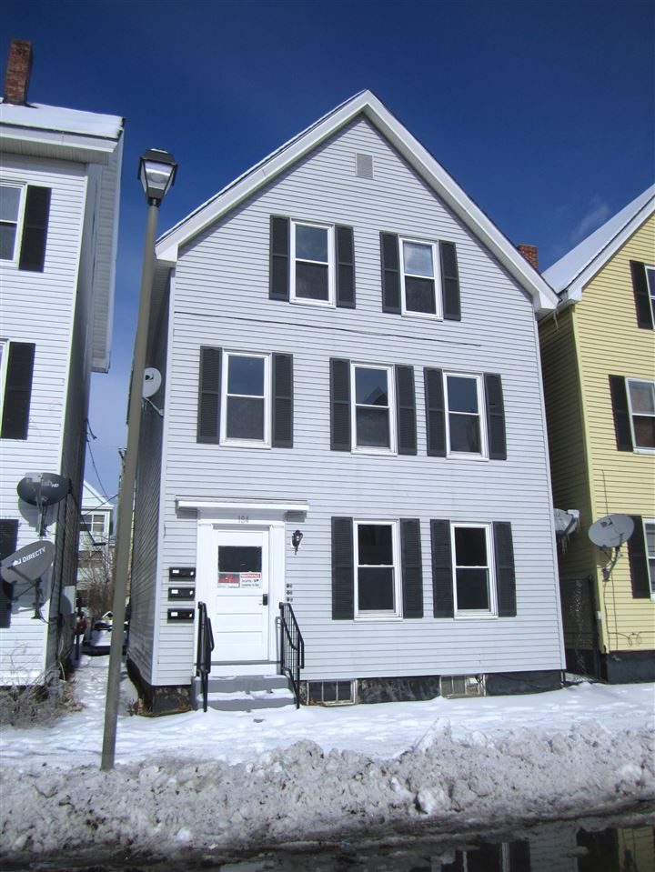 image of Manchester NH  3 Unit Multi Family | sq.ft. 3080
