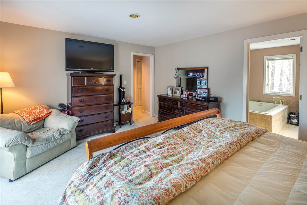 Master Bedroom with Connecting Den