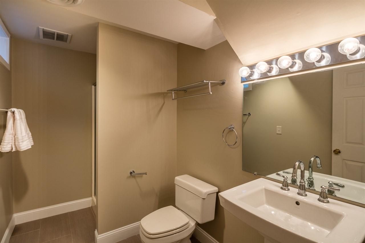 Bathroom Off Family Room