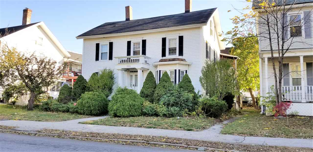 Manchester NHMulti Family For Rent $Apartment For Rent: $1,075