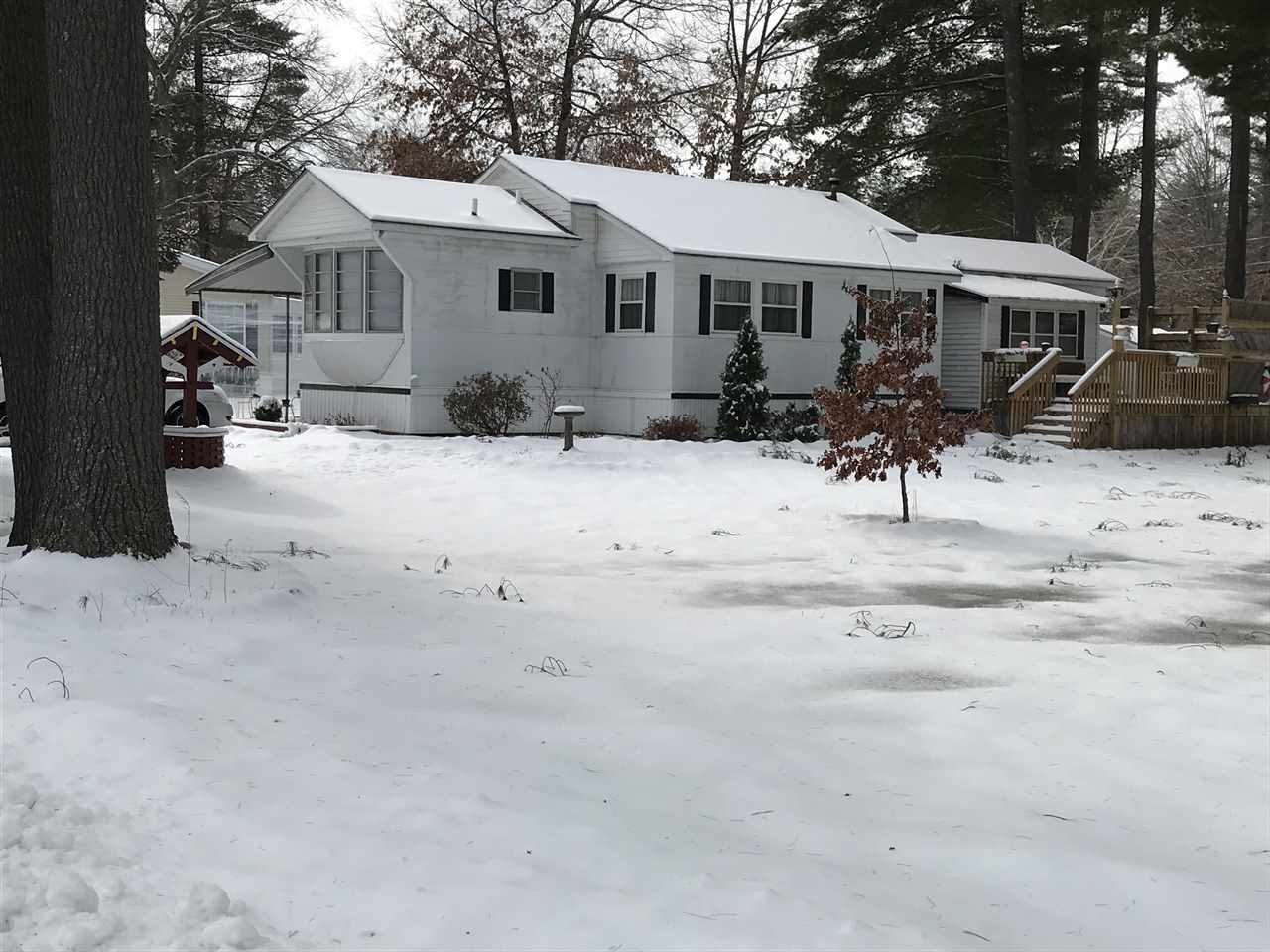 Hollis NHMobile-Manufacured Home for sale $List Price is $55,000