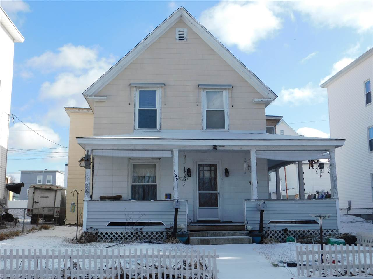 image of Manchester NH  2 Unit Multi Family | sq.ft. 2783