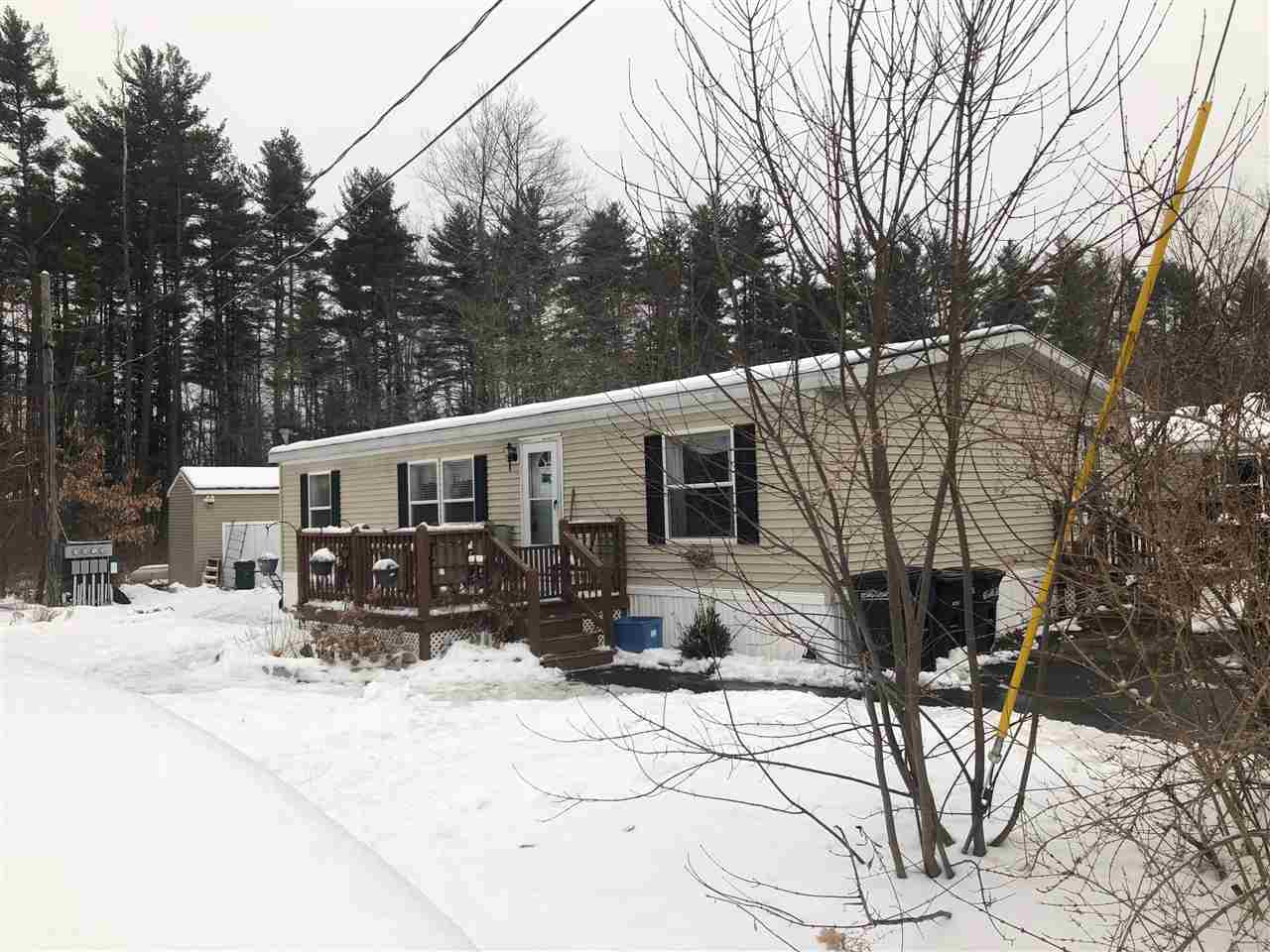 Allenstown NHMobile-Manufacured Home for sale $List Price is $79,900