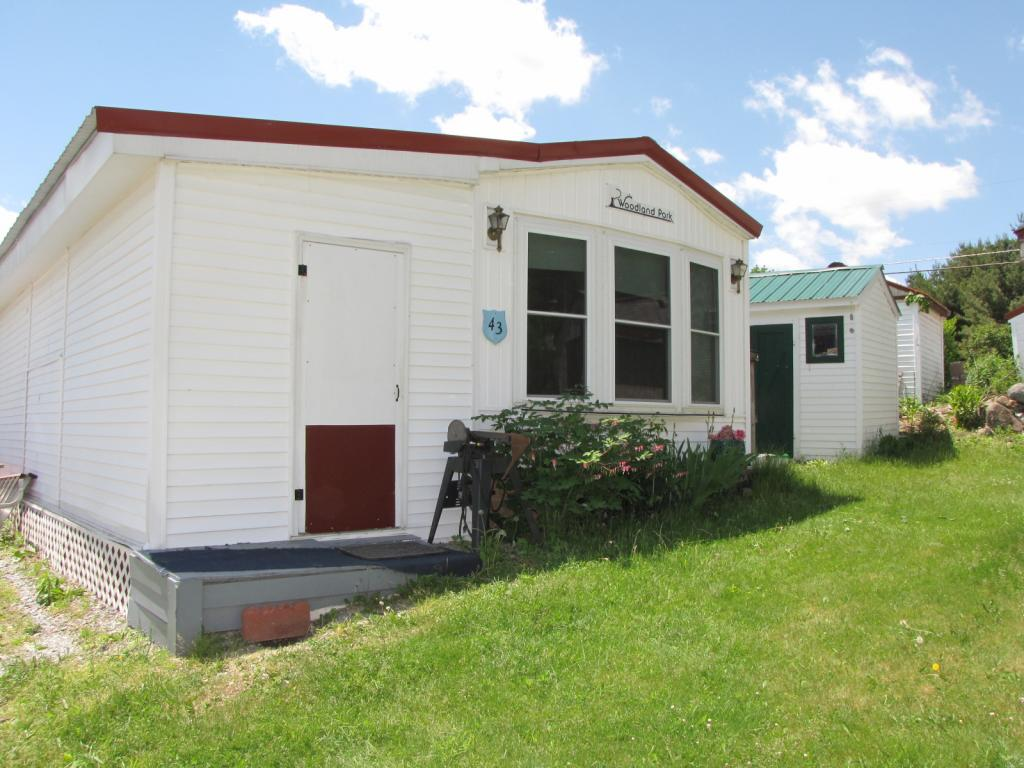 Weare NH Mobile-Manufacured Home for sale $List Price is $54,900
