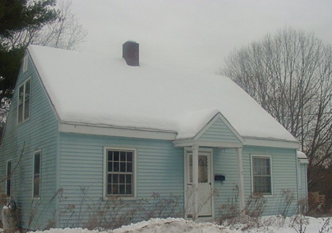 Springfield VT Home for sale $List Price is $39,900
