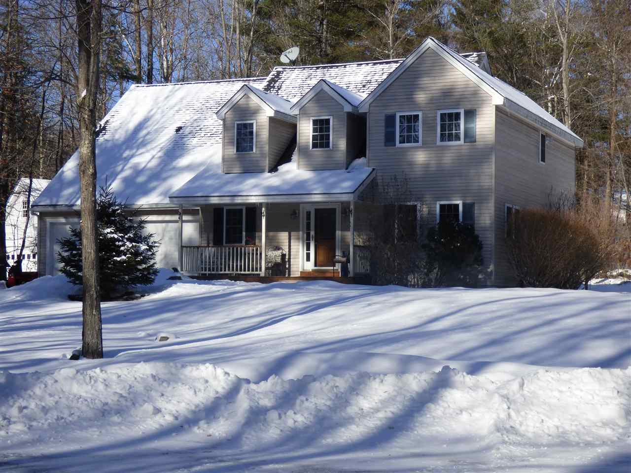 WOLFEBORO NH  Home for sale $324,500