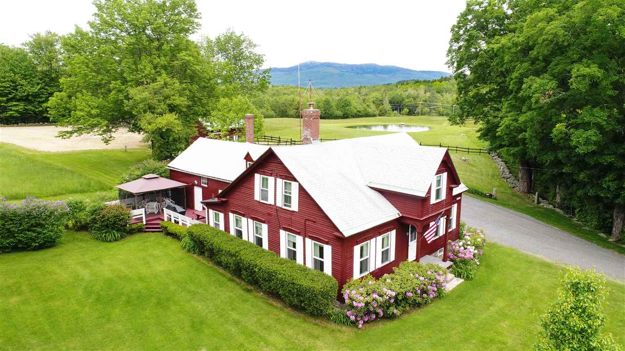 Jaffrey NH Horse Farm | Property