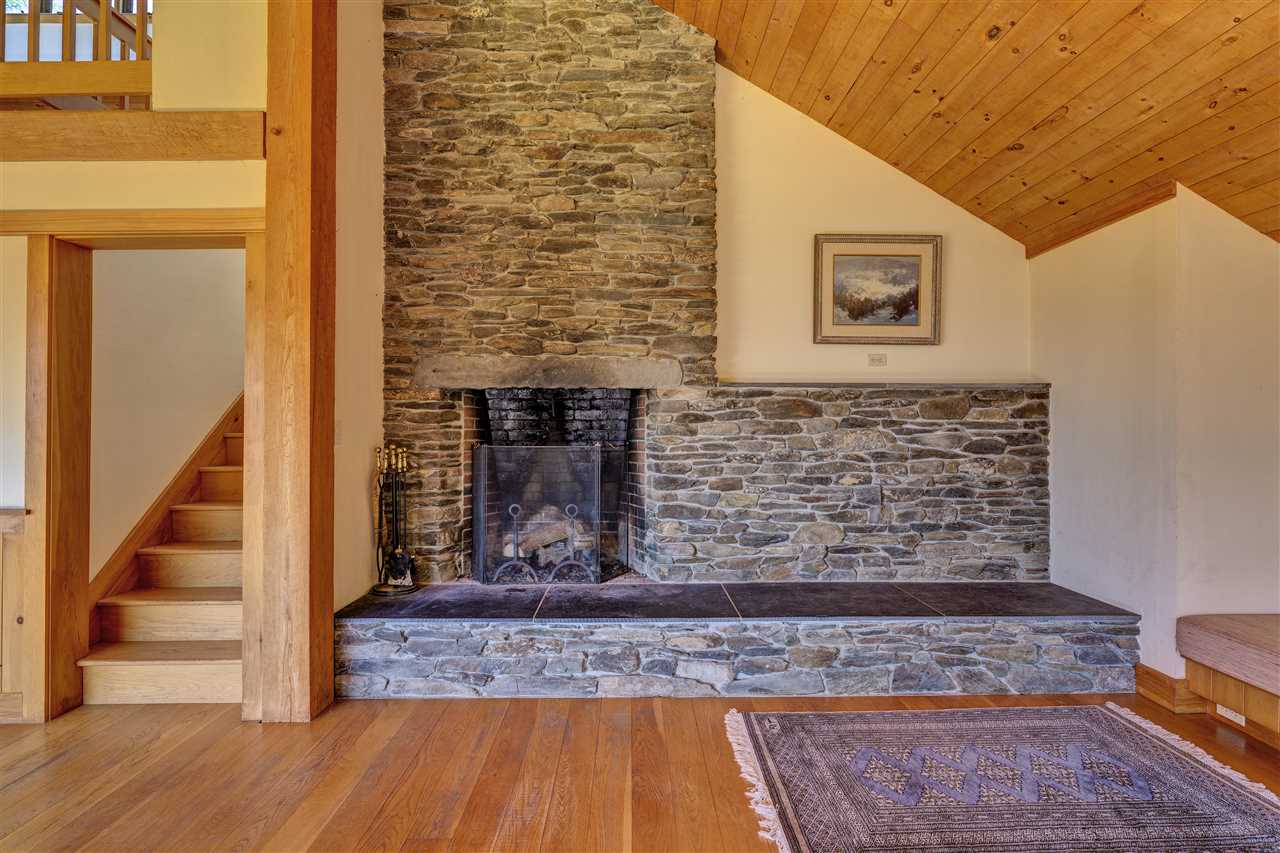 Magnificent Fireplace
