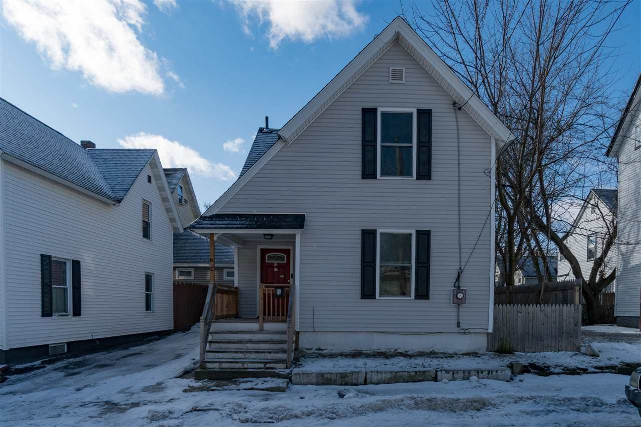 MANCHESTER NH Home for sale $$189,900 | $180 per sq.ft.