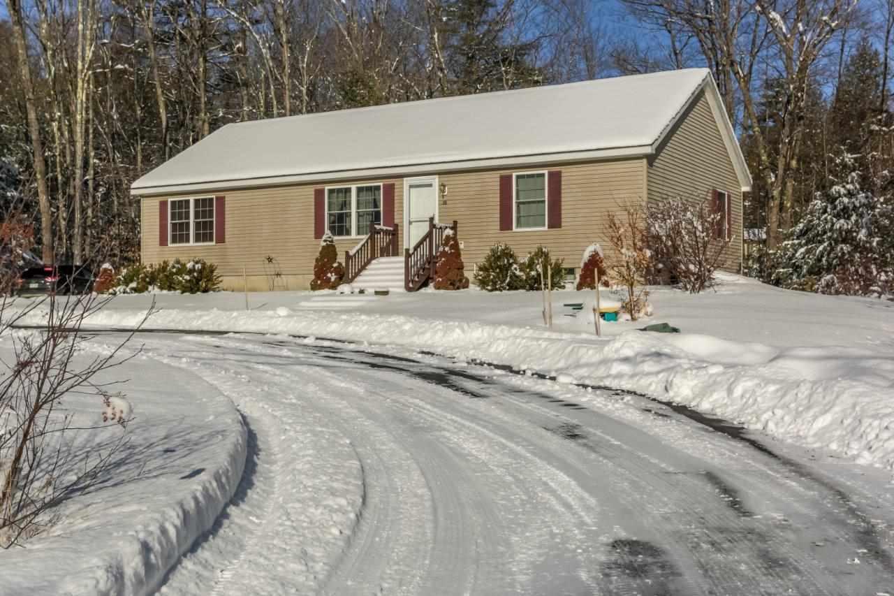 BARNSTEAD NH Home for sale $229,900