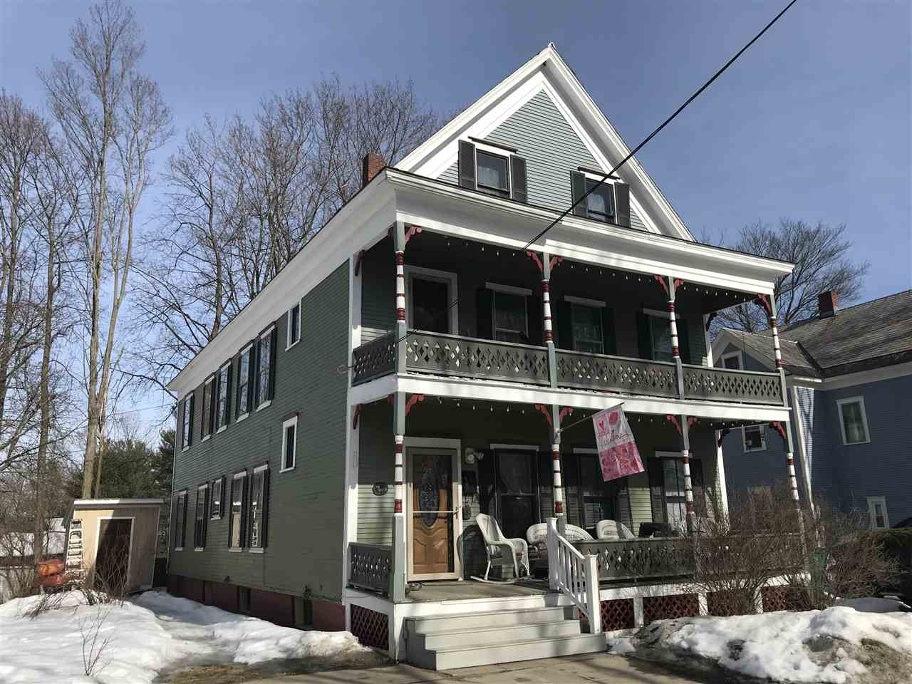 VILLAGE OF BELLOWS FALLS IN TOWN OF ROCKINGHAM VT Home for sale $$119,000 | $53 per sq.ft.
