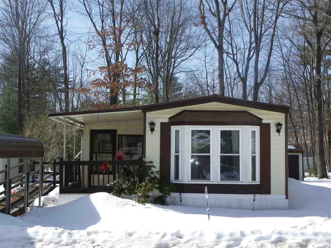 Concord NHMobile-Manufacured Home for sale $List Price is $49,500