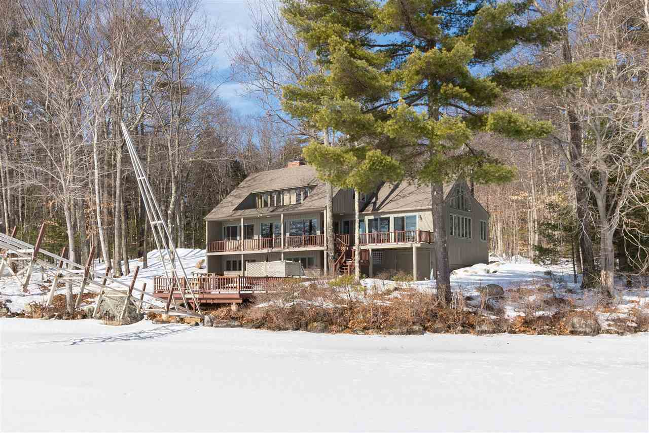MOULTONBOROUGH NH  Home for sale $1,450,000