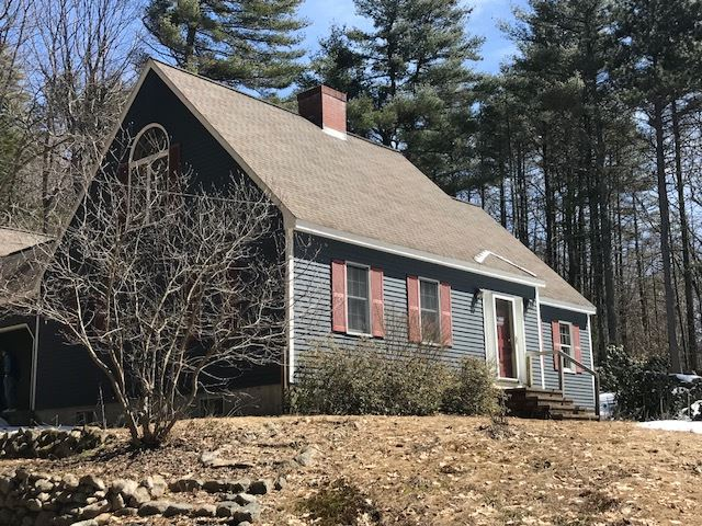 NEW DURHAM NH Home for sale $219,900