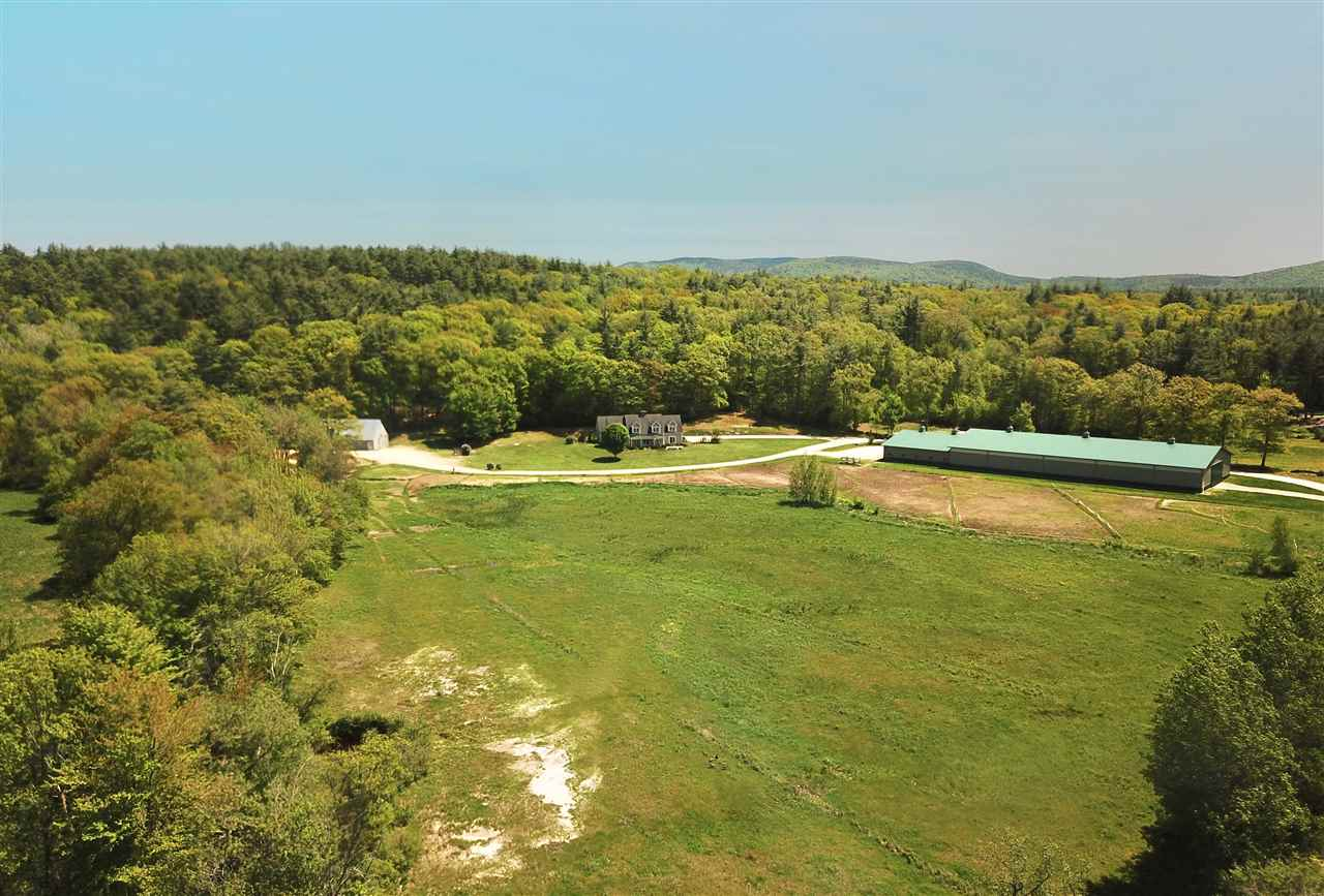 Bradford NH Horse Farm | Property