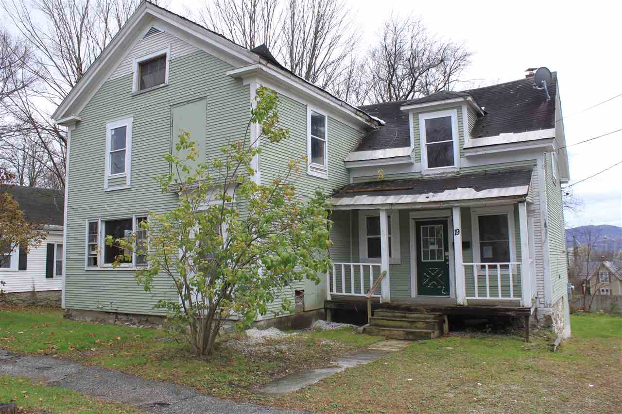 VILLAGE OF RUTLAND IN TOWN OF BRANDON VT Home for sale $$37,500 | $0 per sq.ft.