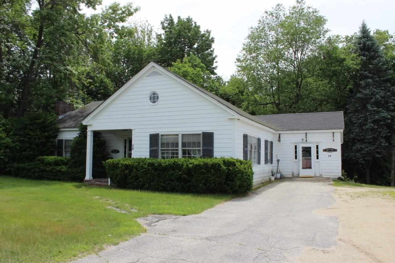 OSSIPEE NH Home for sale $170,000