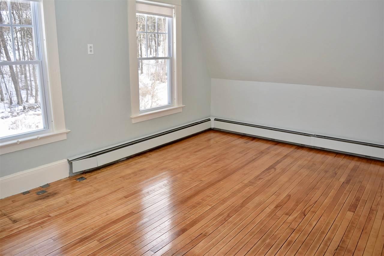 Another Bedroom w/ New Floors