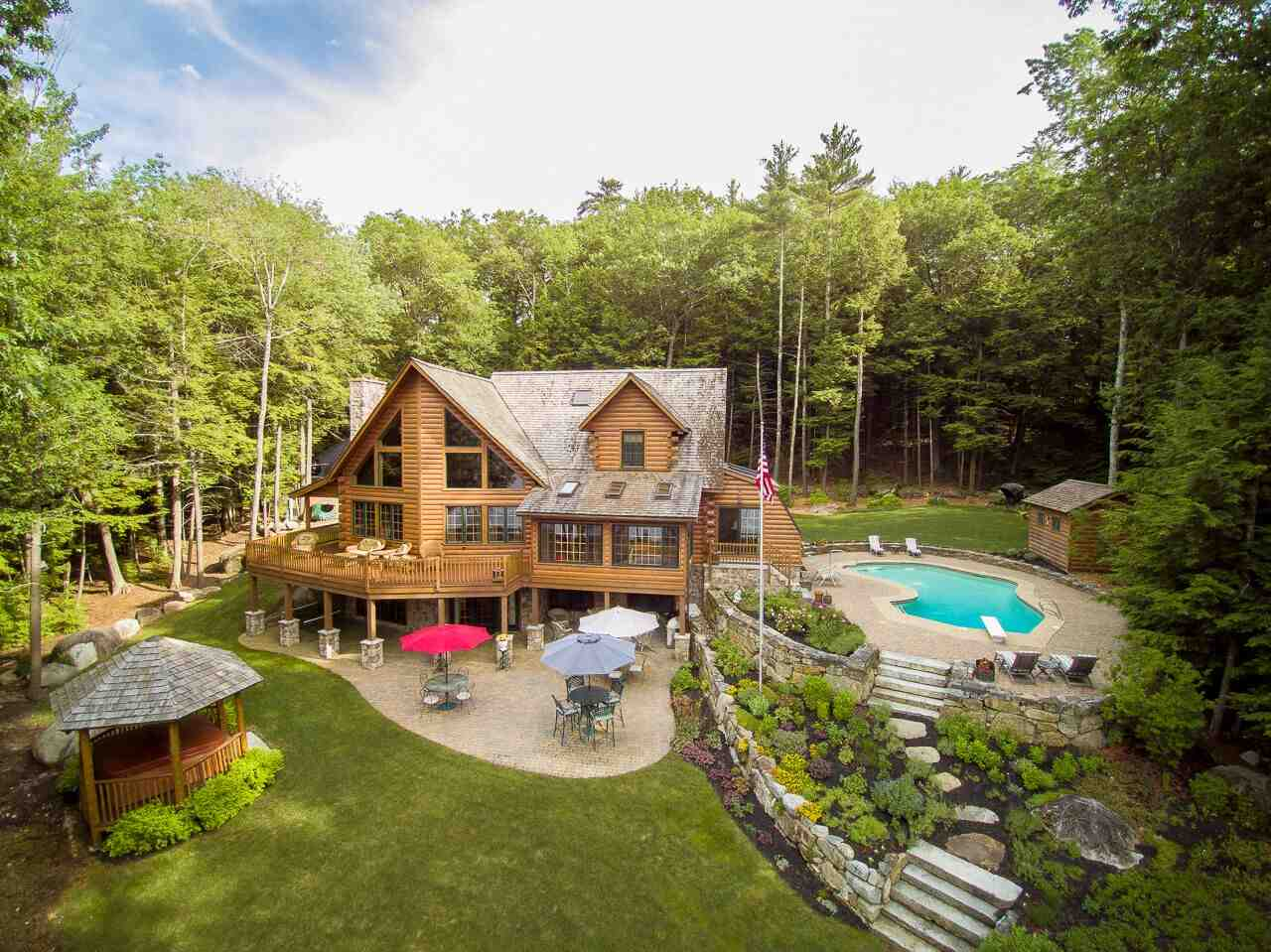 TUFTONBORO NH  Home for sale $3,675,000