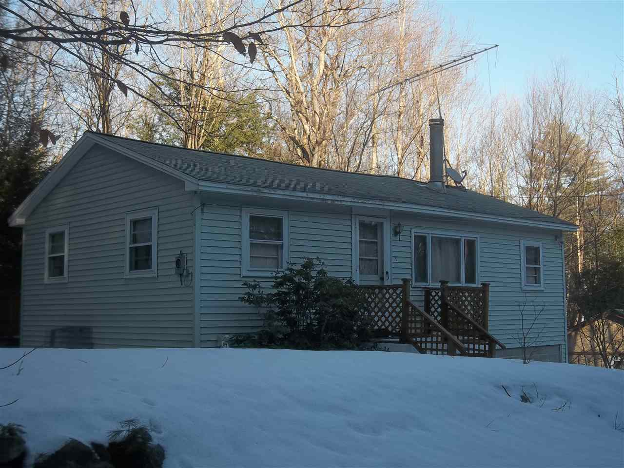 MIDDLETON NH Home for sale $105,000