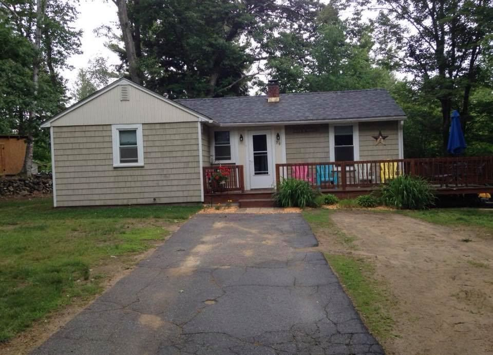 Goffstown NHHome for sale $List Price is $193,000