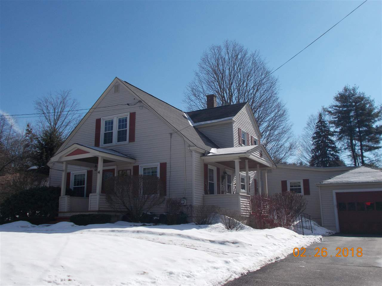 CLAREMONT NH Multi Family for sale $$164,900 | $76 per sq.ft.