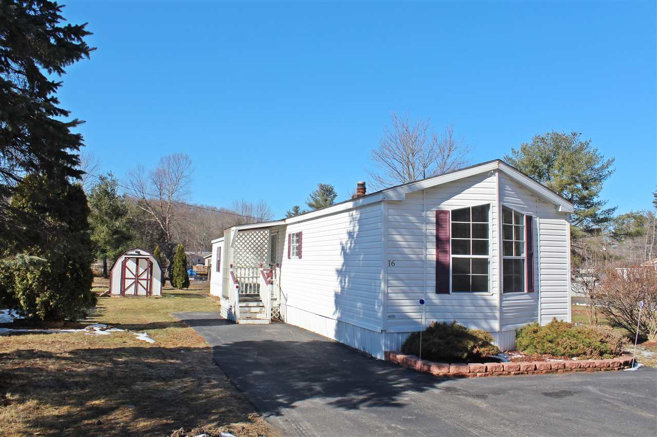 Allenstown NHMobile-Manufacured Home for sale $List Price is $44,900