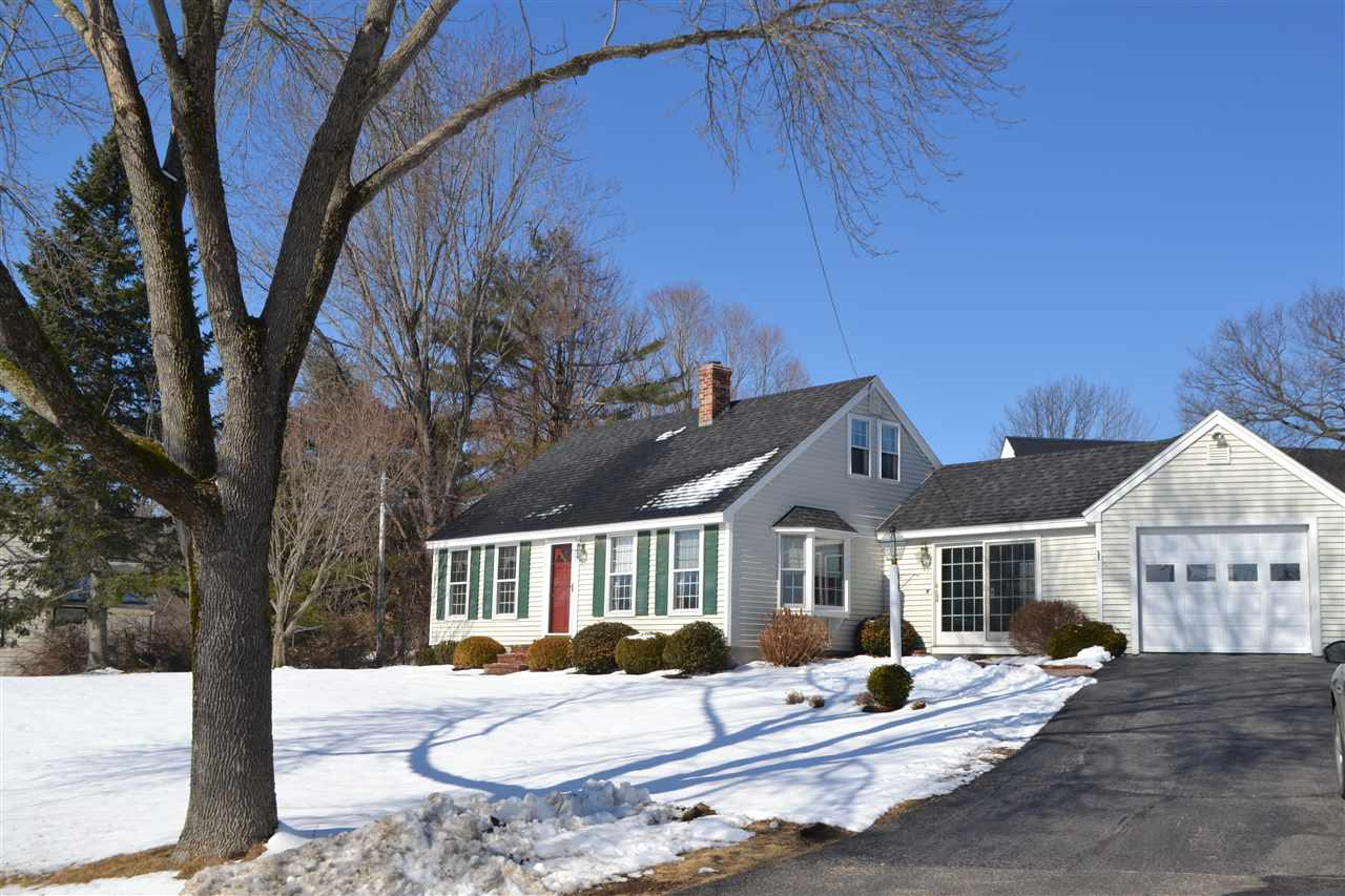 WOLFEBORO NH  Home for sale $268,800