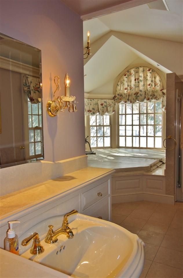 Palatial Master Bath