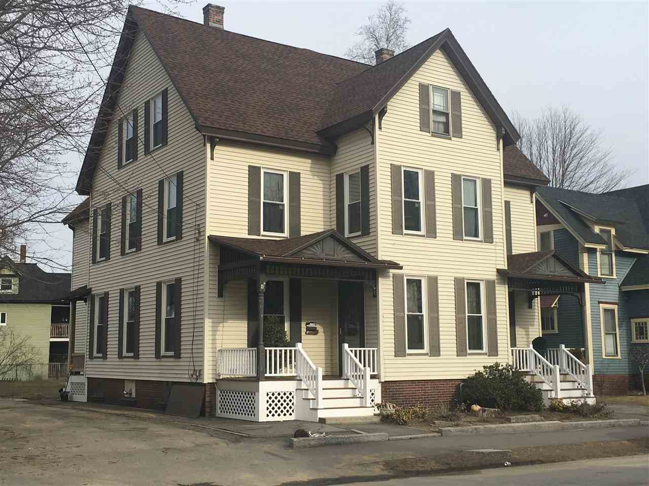 Concord NH Multi Family for sale $List Price is $314,900