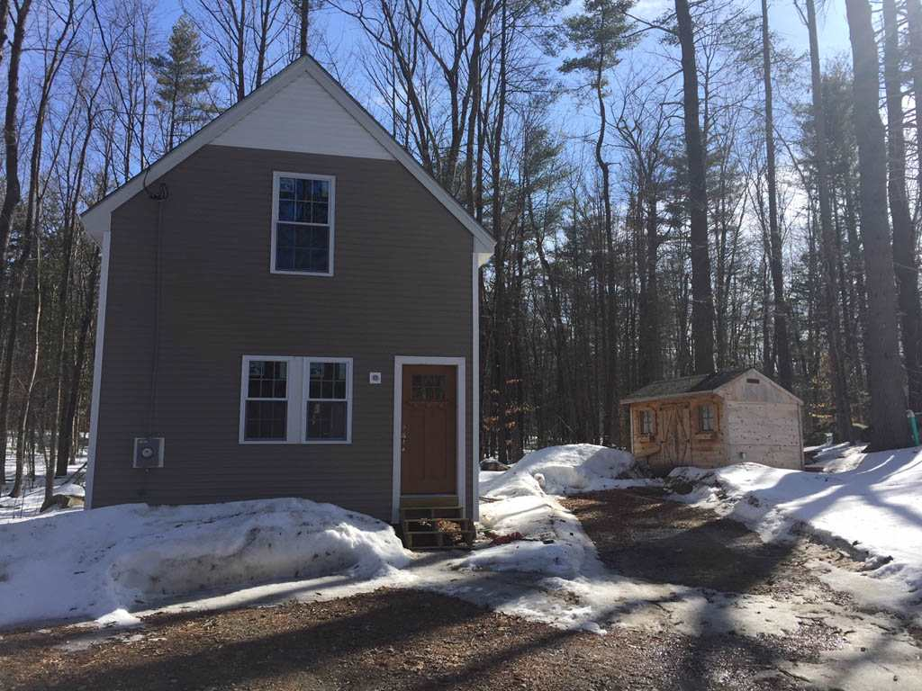 BRIDGEWATER NH  Home for sale $160,000