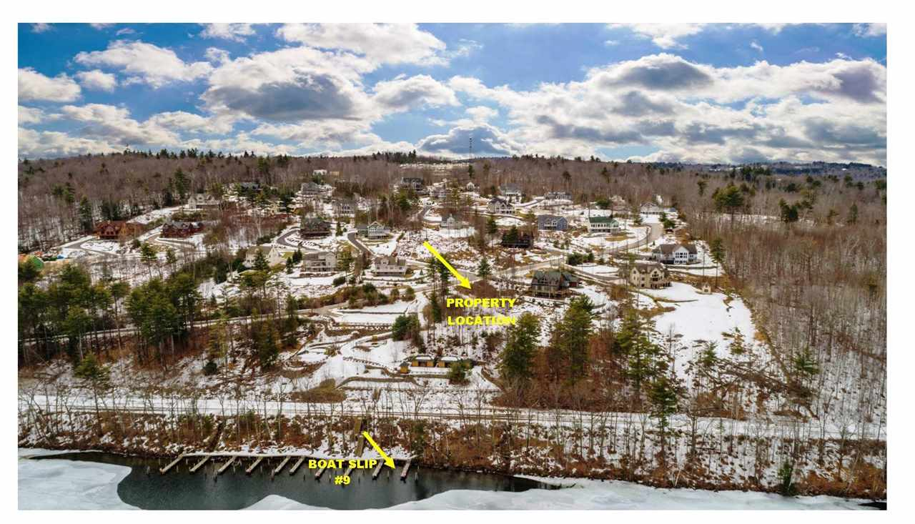 MEREDITH NH LAND  for sale $299,000
