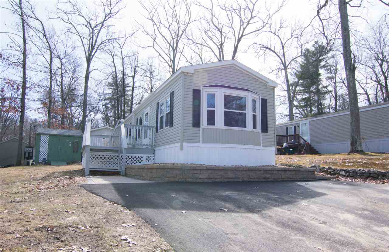 Derry NHMobile-Manufacured Home for sale $List Price is $95,500