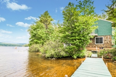 Lake Halfmoon waterfront home for sale in Barnstead