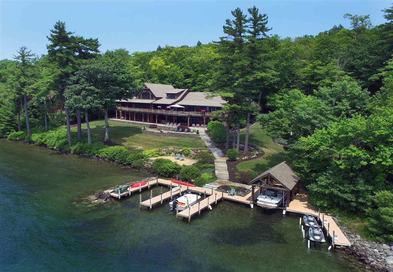 GILFORD NH  Home for sale $4,995,000